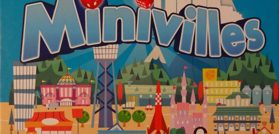 Minivilles (Suganuma/Hotta)