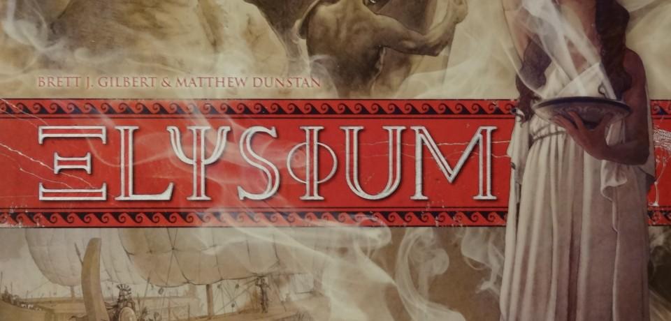 Elysium (Gilbert/Dunstan/Cari/Poli/McCambridge/Roudier/Dutrait/Bourgier/Guinebaud/Tatti/Quidault)