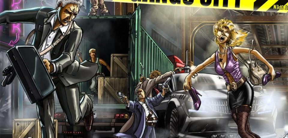 Gangs City (Alexis Righetti)