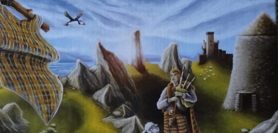 Isle of Skye (Pelikan/Pfister/Franz)