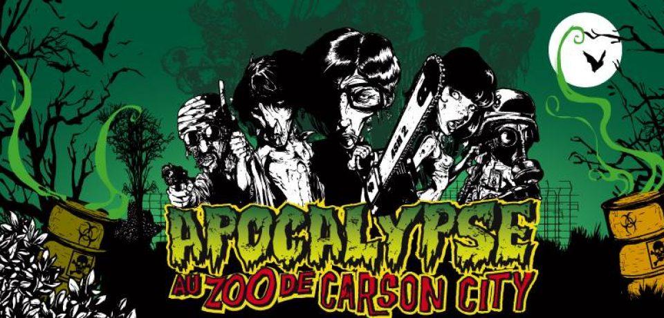 Apocalypse au Zoo de Carson City (Ledroit/Griffon/Toscano)