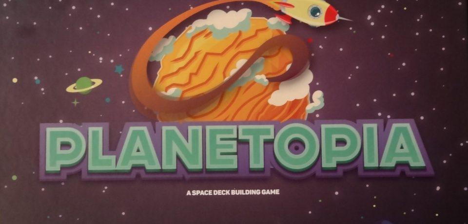 Planetopia (Charbonnier/Pichou) financement participatif [kickstarter jusqu'au 06 mars]