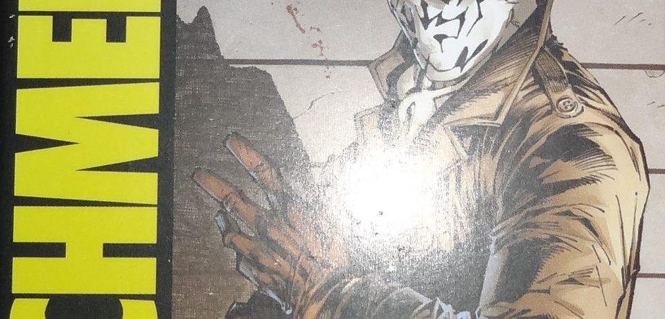 DC Comics Deckbuilding : Watchmen (Matt Hyra)